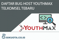 bug host youthmax telkomsel terbaru