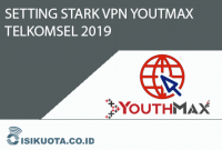 cara setting stark vpn youthmax telkomsel