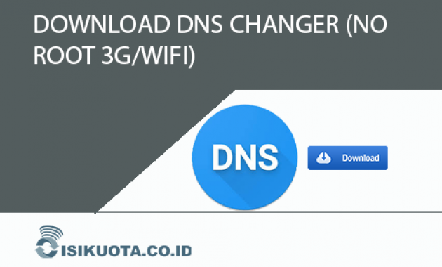 download dns changer no root