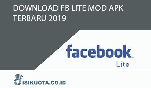 download fb lite mod apk