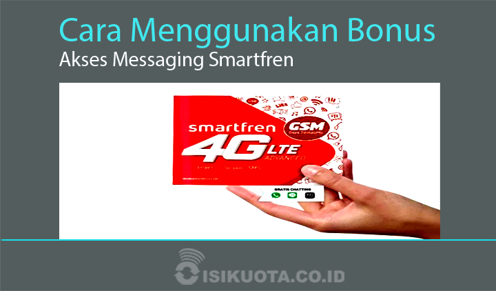 Bonus Messaging Smartfren